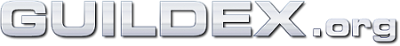 Guildex - The MMO Guild Index